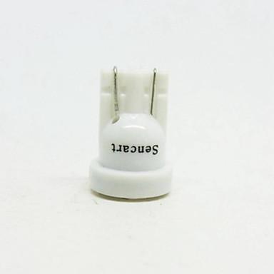 olcso Autó lámpák-SENCART T10 Autó Izzók SMD 3528 40lm külső világítás For Univerzalno