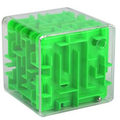 متاهة 3d لغز مربع ABS للأطفال للبالغين للجنسين للصبيان للفتيات ألعاب هدية