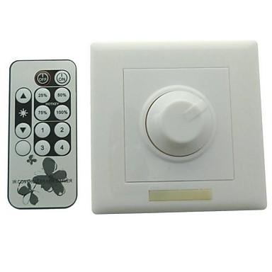 olcso LED-es kiegészítők-1db Tompítható / fényvezérlő Tompítókapcsoló Otthoni