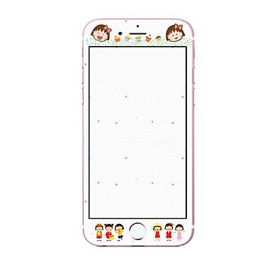 Screenprotector voor Apple iPhone 6s Iphone 6 Gehard Glas Volledige behuizing screenprotector 9H-hardheid Explosieveilige Patroon 3D