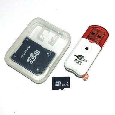olcso Micro SD Card-Ants 8 GB Memóriakártya Class6 AntW5-8