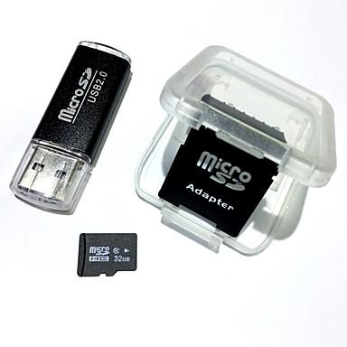 olcso Micro SD Card-32 GB Micro SD kártya TF kártya Memóriakártya Class10 AntW5-32