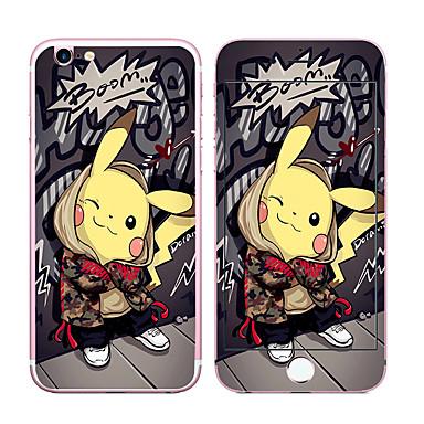 voordelige iPhone screenprotectors-Screenprotector voor Apple iPhone 7 Plus Gehard Glas Voorkant- & achterkantbescherming 9H-hardheid 2.5D gebogen rand Explosieveilige