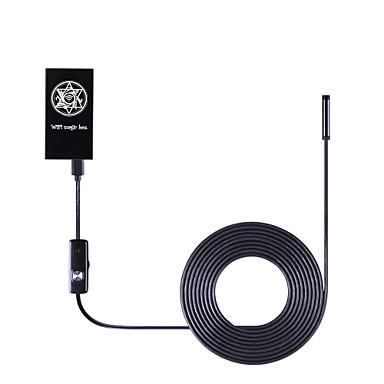 رخيصةأون كاميرات المراقبة IP-1.0 المنظار مصغرة في الهواء الطلق borescope مع ليلة ليلة (ماء واي فاي المحمية الإعداد)