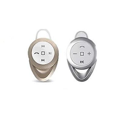 Cwxuan Wireless Căști Plastic Conducerea Cască Mini / Cu controlul volumului / Cu Microfon Setul cu cască