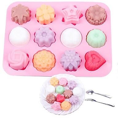 Silicon Ecologic Tort Cupcake Materiale pentru torturi Instrumente de coacere
