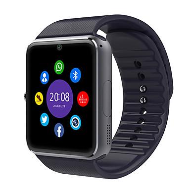 رخيصةأون ساعات ذكية-ذكية ووتش BT اللياقة البدنية تعقب دعم إخطار ومراقبة معدل ضربات القلب متوافق سامسونج / الروبوت phoens / iphone