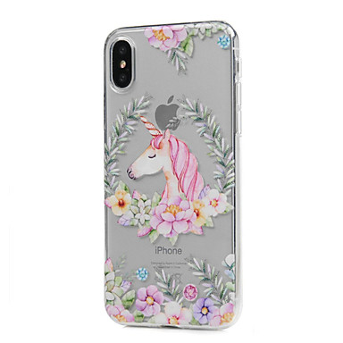 custodia iphone unicorno