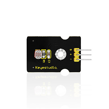 Keyestudio Photoresistor Light Dependent Resistor Sensor Module for ...