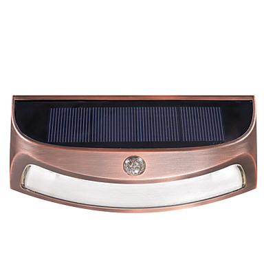 povoljno Smart Lights-ds-3688 solarni vodootporni vodljivi zidni svjetiljka svjetlosni senzor osjetljivosti