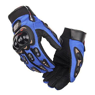 pro-biker full finger motorfiets airsoftsports rijden racing tactische handschoenen auto motor bescherming fiets sport handschoenen