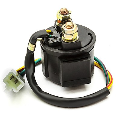 cheap Ignition Parts-12V Starter Solenoid Relay For 70cc 90cc 110cc 125 Honda Dirt Pit Bike ATV Scooter Motorcycle