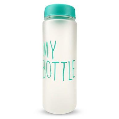 abordables Botellas de Agua-ordenador personal Botellas de Agua Regalo novia Don novio 1 Agua Jugo Vasos