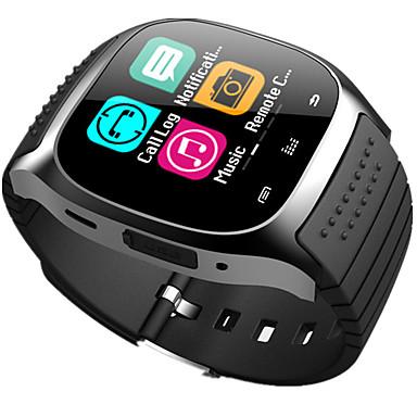 رخيصةأون ساعات ذكية-m26 كيد ساعة ذكية bt 4.0 دعم اللياقة البدنية تعقب رخيصة إعلام ومراقبة معدل ضربات القلب متوافق سامسونج / سوني هواتف أندرويد وأبل