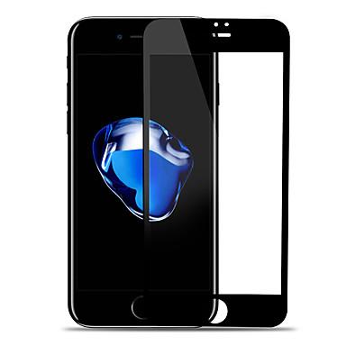 voordelige iPhone screenprotectors-Screenprotector Apple voor iPhone 8 Gehard Glas 1 stuks Voorkant screenprotector Anti-vingerafdrukken Krasbestendig 2.5D gebogen rand