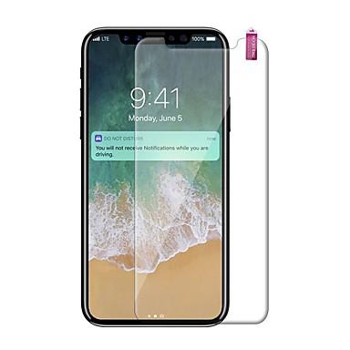 olcso iPhone X képernyővédő fóliák-AppleScreen ProtectoriPhone X 9H erősség Kijelzővédő fólia 1 db Edzett üveg