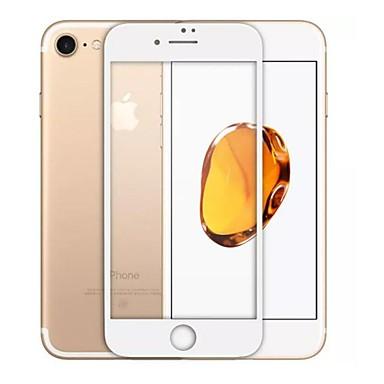 voordelige iPhone screenprotectors-AppleScreen ProtectoriPhone 8 9H-hardheid Volledige behuizing screenprotector 1 stuks Gehard Glas
