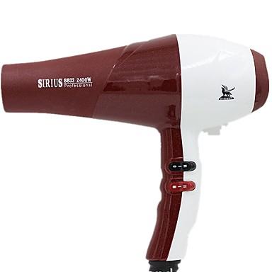 olcso Hajszárító-8833 elektromos hajszárító styling eszközök alacsony zajú fodrászszalon meleg / hideg szél