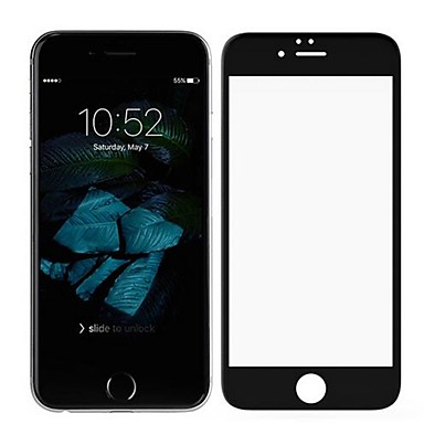 voordelige iPhone screenprotectors -AppleScreen ProtectoriPhone 7 High-Definition (HD) Voorkant screenprotector 1 stuks Gehard Glas