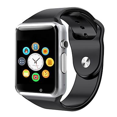 رخيصةأون ساعات ذكية-a1 الذكية ووتش BT اللياقة البدنية تعقب دعم إخطار ومراقبة معدل ضربات القلب متوافق سامسونج / الروبوت الهواتف / اي فون