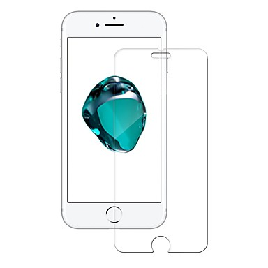 voordelige iPhone screenprotectors -AppleScreen ProtectoriPhone 8 High-Definition (HD) Voorkant screenprotector 1 stuks Gehard Glas