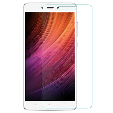 XiaomiScreen ProtectorXiaomi Redmi Note 4X 9H Hardness Front Screen Protector 2 pcs Tempered Glass