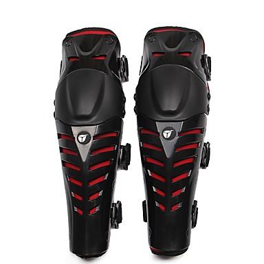 voordelige Beschermende uitrusting-HEROBIKER MK1001R Knie Pad Motor beschermende uitrusting Allemaal Volwassenen Hard kunststof