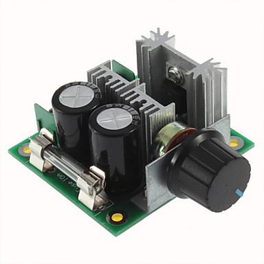 halpa Arduino-tarvikkeet-008 0031 12v ~ 40v 10a pulssinleveysmodulaatioon PWM DC-moottorin nopeuden valvontaa kytkintä