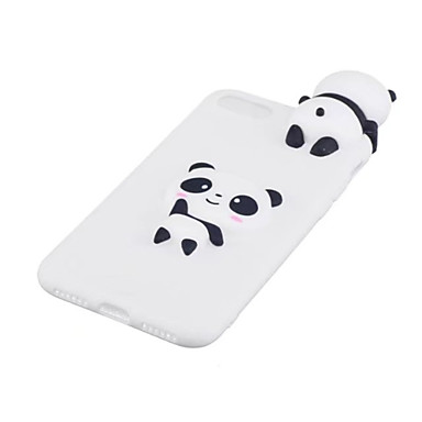 coque 3d panda iphone 7