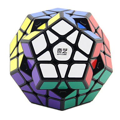 ieftine Cuburi Magice-Magic Cube IQ Cube QIHENG 157 Megaminx Cub Viteză lină Cuburi Magice puzzle cub Pentru copii Adulți Jucarii Unisex Cadou