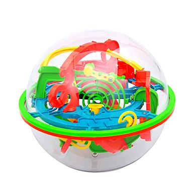 olcso gyerekek Puzzle-Labirintus labda Fejlesztő játék Móka 1 pcs Klasszikus Gyermek Felnőttek Fiú Lány Játékok Ajándék