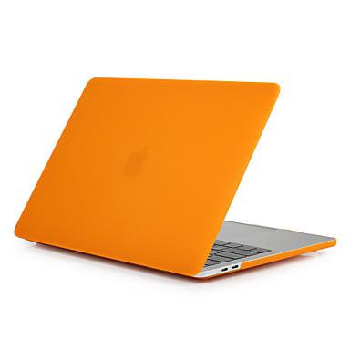 be4a4f85d Macbook case for air pro retina 11 12 13 15 laptop cover بلون صلب فاتح matt  matt pvc case for macbook new pro 13.3 15 inch with touch bar 6329382 2019  – € ...