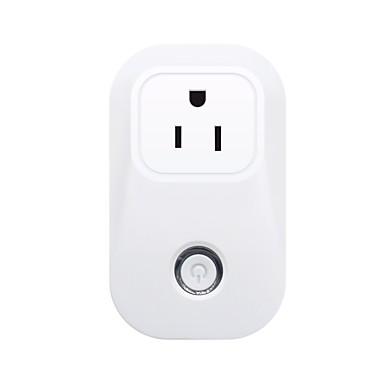 رخيصةأون Smart Plug-sonoff®s20 لنا معيار واي فاي لاسلكي للتحكم عن بعد مأخذ الذكية الموقت الذكي مأخذ توصيل الطاقة المنزلية