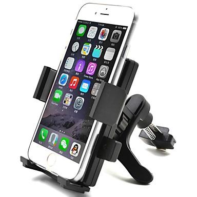 olcso iPad állványok és foglalatok-Autó Univerzális / Mobiltelefon Szerelje fel a tartóállványt Légtelenítő rács Univerzális / Mobiltelefon Csatoló típus ABS Tartó