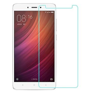 Недорогие Защитные плёнки для экранов Xiaomi-Защитная плёнка для экрана для XIAOMI Xiaomi Redmi Note 4 Закаленное стекло 1 ед. Взрывозащищенный