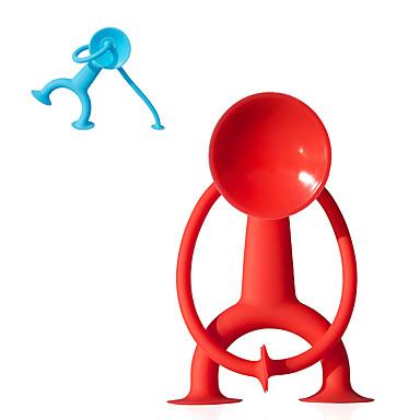 olcso Társasjátékok-LT.Squishies Fidget Toys Tapadókorongos figurák Stressz és szorongás oldására Office Desk Toys Család Szilícium Divat 1 pcs Gyermek Felnőttek Fiú Lány Játékok Ajándék