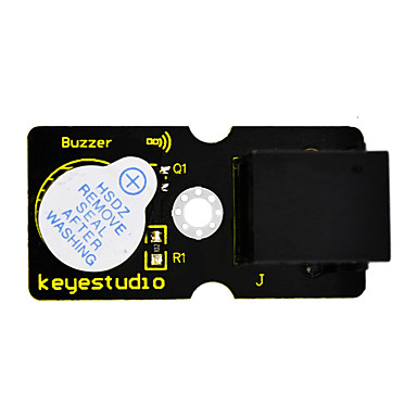 [$2 99] Keyestudio EASY-Plug Active Buzzer Module for Arduino