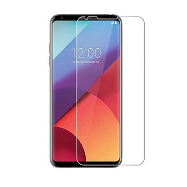 olcso LG képernyővédők-LGScreen ProtectorLG V30 High Definition (HD) Kijelzővédő fólia 1 db Edzett üveg