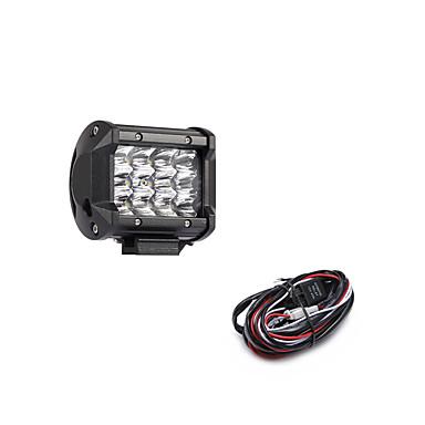 رخيصةأون مصابيح أعمال صيانة السيارات-سيارة لمبات الضوء SMD 3030 3600 lm 12 ضوء العمل من أجل