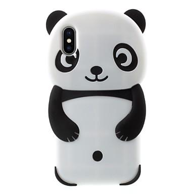coques iphone 8 plus silicone panda