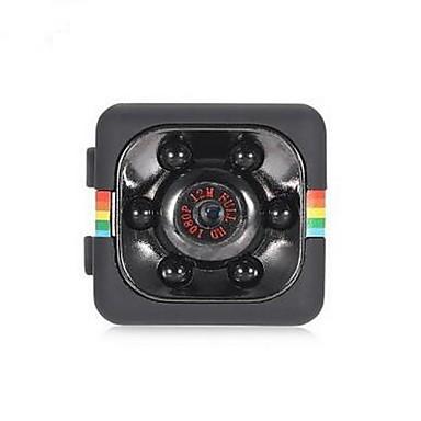 povoljno Pametna kuća-sq11 mini kamera 1080p HD DVR 120 stupnjeva fov / noćna vizija / ciklusa ciklusa snimanja / detekcije pokreta