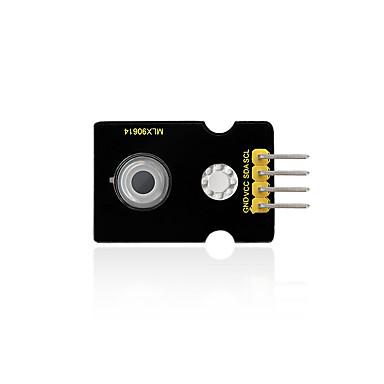 olcso Szenzorok-keyestudio mlx90614 érintésmentes infravörös hőmérséklet érzékelő gy-906 arduino / iic porthoz