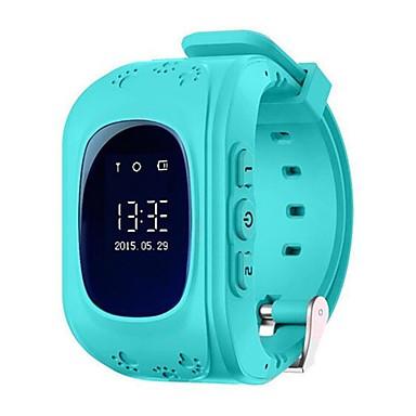 رخيصةأون ساعات ذكية-ساعة ذكية Q50 للطفل بريتيش تيليكوم تعقب اللياقة البدنية دعم GPS & SOS إنذار الطوارئ متوافق هواتف سامسونج / هواوي الروبوت آند فون