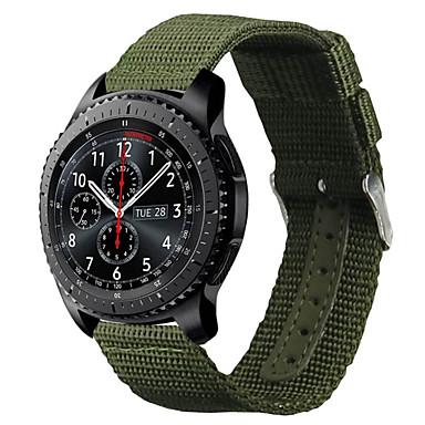 זול אביזרי שעון-בד צפו בנד רצועה ל ירוק 17cm / 6.69 אינץ ' 2cm / 0.8 אינצ'ים
