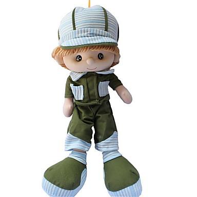 olcso babák-Plüss baba 16 hüvelyk Cuki Gyermekeknek Puha Gyermekbiztos Dekoratív Non Toxic Gyerek Lány Játékok Ajándék / Szeretetreméltő