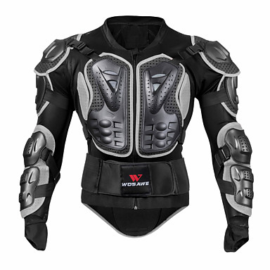 cheap Motorcycle & ATV Accessories-WOSAWE BC202-1 Protective Gear Motorcycle Protective Gear  Unisex Adults EVA PE Outdoor Shockproof Safety Gear