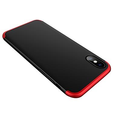 voordelige iPhone 6 Plus hoesjes-hoesje Voor Apple iPhone X / iPhone 8 Plus / iPhone 8 Ultradun / Mat Volledig hoesje Effen Hard PC