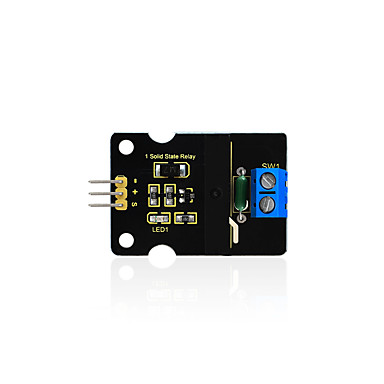 voordelige Relais-keyestudio single one channel solid-state relaismodule voor arduino