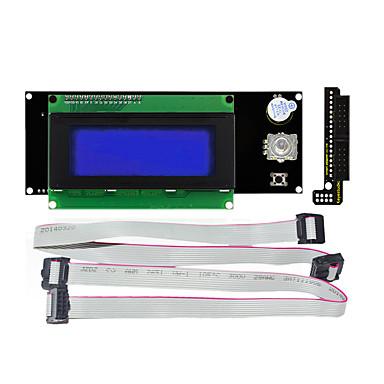 olcso Kijelzők-keyestudio ramps1.4 2004 lcd kijelző vezérlő panel tábla arduino 3d nyomtatóhoz