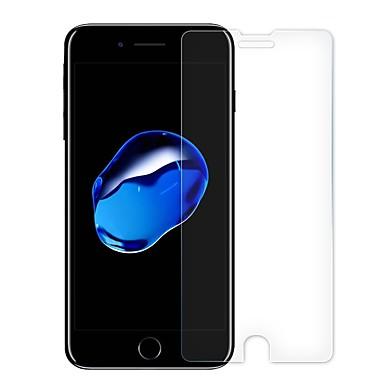 billiga Skärmskydd till iPhone-Skärmskydd för Apple iPhone 7 Plus Härdat Glas 1 st Displayskydd framsida Explosionssäker / Matt / Reptålig